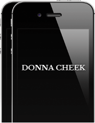 Mobile App - Donna Cheek